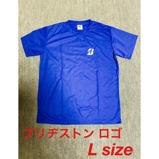 ブリヂストン(BRIDGESTONE)の【L size】ブリヂストン ロゴ Tシャツ(Tシャツ/カットソー(半袖/袖なし))