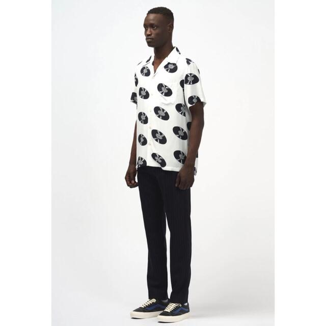 WACKO MARIA(ワコマリア)の新品未開封 WACKO MARIA HAWAIIAN SHIRT Vans メンズのトップス(シャツ)の商品写真