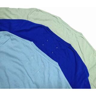マルタンマルジェラ(Maison Martin Margiela)のM メゾン マルジェラ パックT 3枚 セット Tシャツ Margiela(Tシャツ/カットソー(半袖/袖なし))