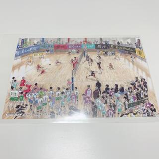 ハイキュー 45巻 最終巻 コミック 特典 イラストカード ポストカード 非売品