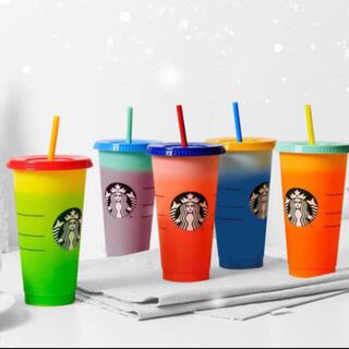 Starbucks Coffee - 5個セット スターバックス リユーザブルカップ 未使用 スタバ リユーザブル