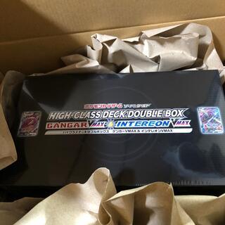 ポケモン(ポケモン)のポケモンカードゲームソード&シールドハイクラスデッキダブルボックス(Box/デッキ/パック)