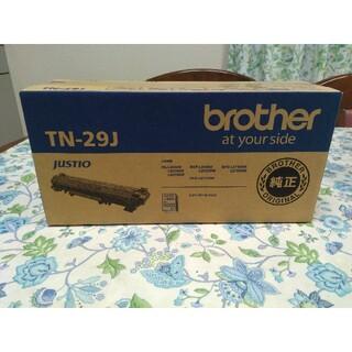 ブラザー(brother)のプリンタートナー(TN-29J)純正(OA機器)