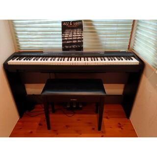 ヤマハ(ヤマハ)の電子ピアノ YAMAHA p-85(電子ピアノ)