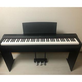 ヤマハ(ヤマハ)のYAMAHAp125 ピアノ(電子ピアノ)