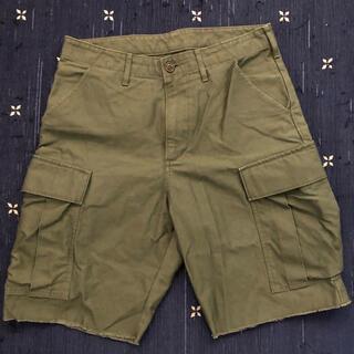 W)taps - Descendant cargo shorts ショーツ wtaps
