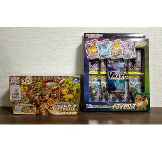 ポケモン(ポケモン)のポケモンイーブイヒーローズvmaxスペシャルセット(Box/デッキ/パック)