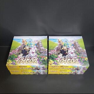 ポケモン(ポケモン)のイーブイヒーローズ 新品未開封シュリンク付き 4ボックス(Box/デッキ/パック)