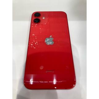 Apple - iPhone12mini 128G SIMフリー 超美品 PRODUCT RED