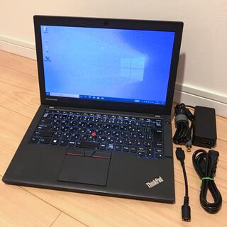 レノボ(Lenovo)のジャンク Lenovo ThinkPad X240(ノートPC)