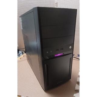 ゲーミングPC core i7 メモリ16GB GTX1060 3GB(デスクトップ型PC)