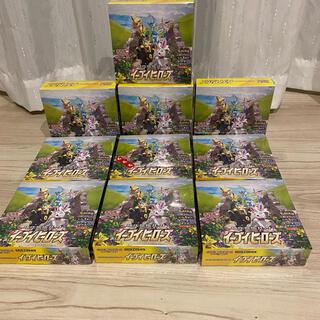 イーブイヒーローズ10BOX(Box/デッキ/パック)