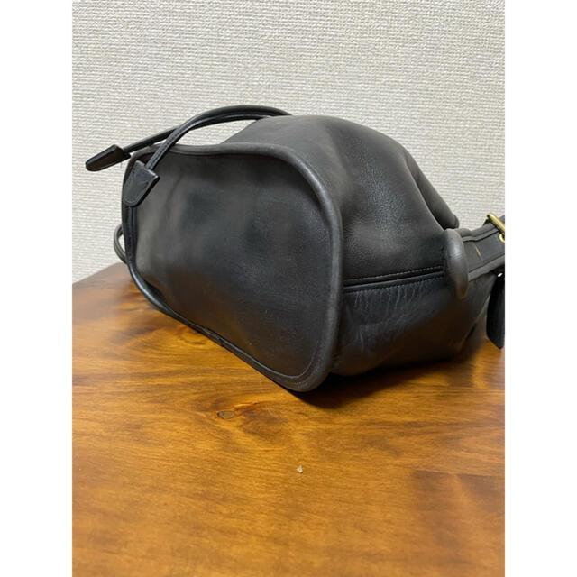 COACH(コーチ)のcoach コーチ オールドコーチ バッグ 巾着 レディースのバッグ(ショルダーバッグ)の商品写真