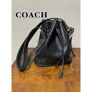 COACH - coach コーチ オールドコーチ バッグ 巾着