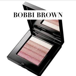 BOBBI BROWN - 【新品同様】BOBBI BROWN/シマーブリック(ピンク)