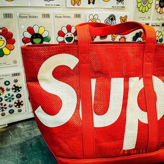 Supreme - Supreme 20SS Raffia Tote Bag