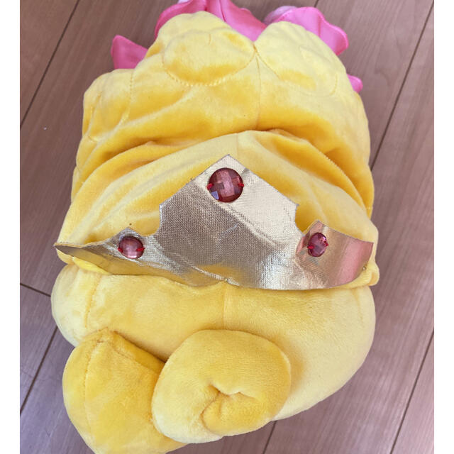 Disney(ディズニー)のオーロラ姫 ぬいぐるみ ディズニーストア ディズニープリンセス エンタメ/ホビーのおもちゃ/ぬいぐるみ(キャラクターグッズ)の商品写真