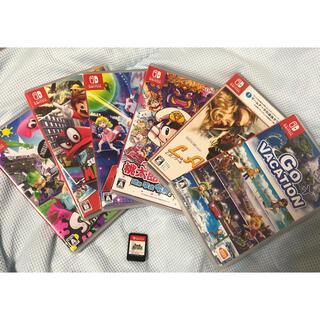 Nintendo Switch - Nintendo Switch ソフト 7本