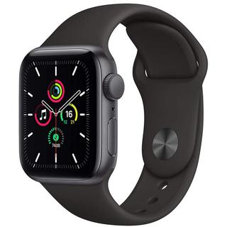 Apple Watch - apple watch se 40mm スペースグレイ スポーツバンド アルミ