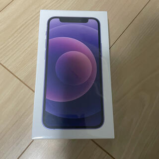 Apple - iPhone 12 mini 64GB パープル 新品未開封