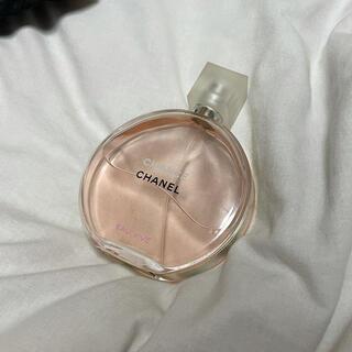 シャネル(CHANEL)のシャネル チャンス 100ml 残量8割ほど(香水(女性用))