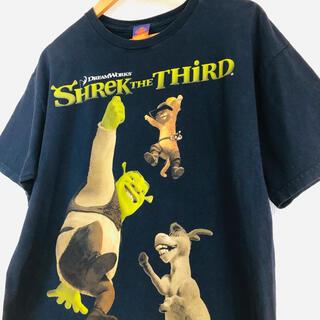Disney - 【オフィシャル】Disney ディズニー Shrek シュレックTシャツメンズL