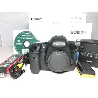 Canon - キヤノン EOS 7D ボディ