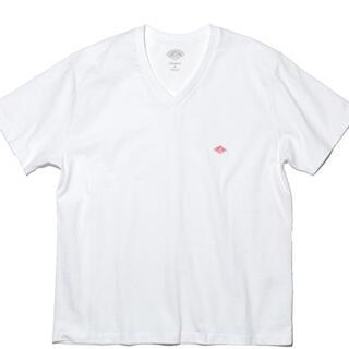 ダントン(DANTON)のVネックTEE/DANTON(Tシャツ/カットソー(半袖/袖なし))