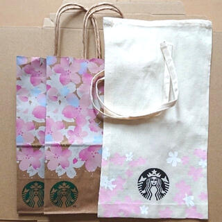 Starbucks Coffee - スタバ 桜