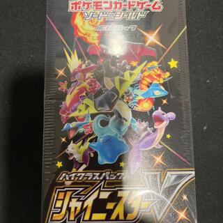 ポケモン(ポケモン)のシャイニースターV BOX(Box/デッキ/パック)