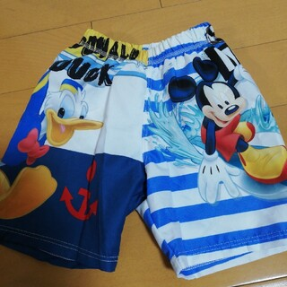 Disney - ディズニー ミッキー 子供 男の子 キッズ 水着 ズボン パンツ 100センチ