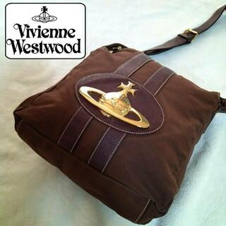 Vivienne Westwood - 極美品❗◆ヴィヴィアンウエストウッド オーブ 革 金具 レザー 革 ショルダー