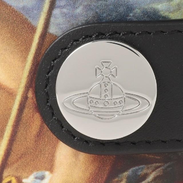 Vivienne Westwood(ヴィヴィアンウエストウッド)の新品・SHEPHERDESS・二つ折り財布 メンズのファッション小物(折り財布)の商品写真