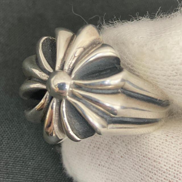 Chrome Hearts(クロムハーツ)のクロムハーツ ch プラス リング 18号 指輪 シルバー 925 インボイス  メンズのアクセサリー(リング(指輪))の商品写真