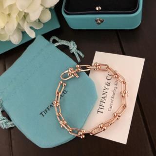 Tiffany & Co. - ティファニー ハードウェア リンク ブレスレット