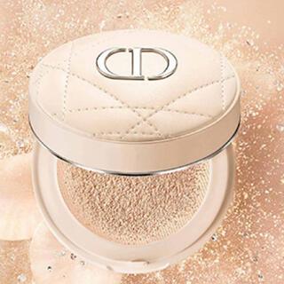 クリスチャンディオール(Christian Dior)のティオールスキン フォーエヴァー クッション パウダー(フェイスパウダー)
