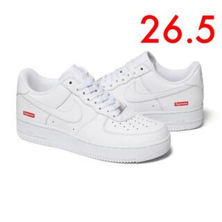 シュプリーム(Supreme)のSupreme Air Force 1 white 26.5(スニーカー)