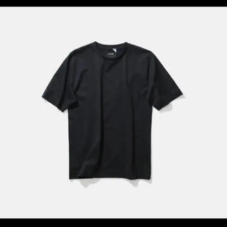 ドゥーズィエムクラス(DEUXIEME CLASSE)のATON エイトン Tシャツ ブラック 02(Tシャツ(半袖/袖なし))