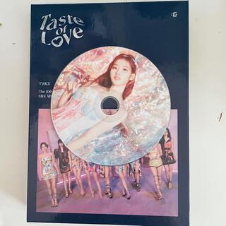 Waste(twice) - TWICE taste of love CD サナ