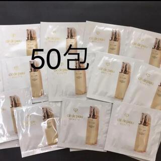 クレ・ド・ポー ボーテ - 50包☆ 資生堂 クレドポーボーテ ローションイドロA n 化粧水 モイスト