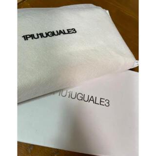 ウノピゥウノウグァーレトレ(1piu1uguale3)の1PIU1UGUALE3 長財布(長財布)