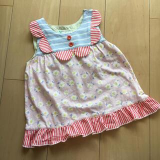 NARUMIYA INTERNATIONAL - baby cheer * 90 チュニック ワンピース