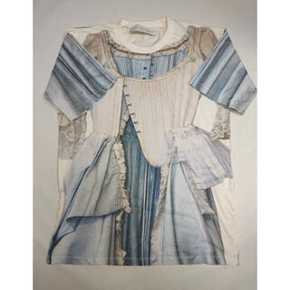 マルタンマルジェラ(Maison Martin Margiela)のstefan cooke tシャツ(Tシャツ/カットソー(半袖/袖なし))