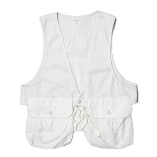 Engineered Garments - エンジニアードガーメンツ Fowl Vest 8.5oz Pro Mesh M