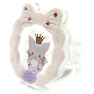 Angelic Pretty - Wish me mell Whip Cream Princessリング(チーコ)