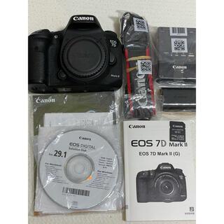 Canon - 【Canon】EOS 7D Mark ii (WiFiアダプタ付き)