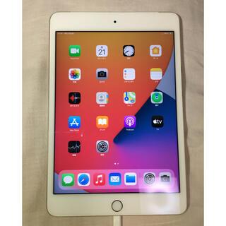アップル(Apple)の超美品 iPad mini4 32GB  ジャンク(タブレット)