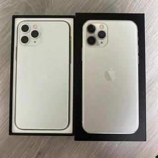 iPhone - 【限定値下げ‼️】iPhone11Proシルバー256GB