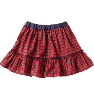 familiar - 新品❣️現行品❣️familiar スカート(リバーシブル) size100cm