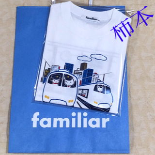 familiar - 新品    familiar    お話しTシャツ size 120cm